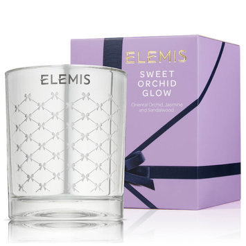 Elemis Sweet Orchid Glow Candle