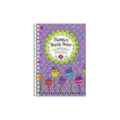 Laura Kelly Moms Busy Wkly 2017 Planner