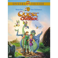 Quest For Camelot Dvd from Warner Bros.
