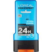 Skinceuticals L'Oreal Paris Men Expert Hydra Power Shower Gel 300ml