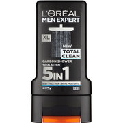 Skinceuticals L'Oreal Paris Men Expert Total Clean Shower Gel 300ml