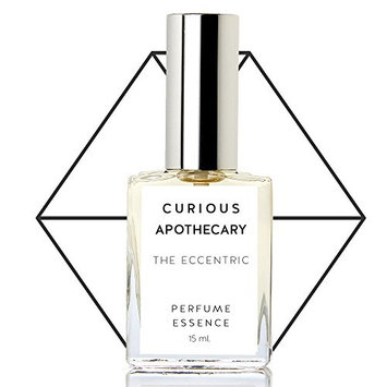 The Eccentric Vanilla perfume by Curious Apothecary. Top seller. Decadent rich sultry.