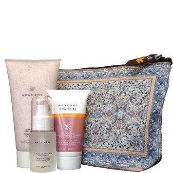 Sundari Beauty Bag To Hydrate Oily Skin (Worth 110.00)
