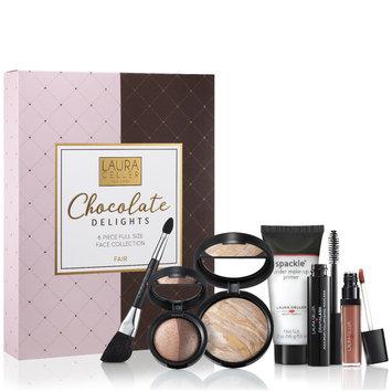 Laura Geller Chocolate Delights, Fair, 1 kit