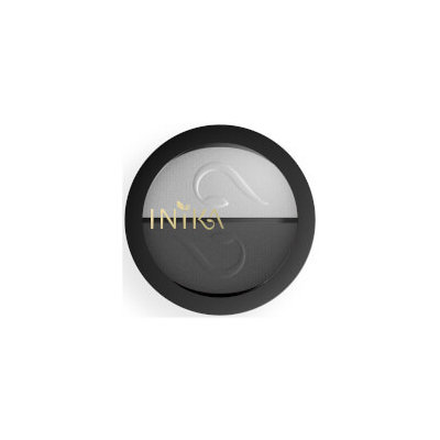 INIKA Pressed Mineral Eyeshadow Duo - Platinum Steel