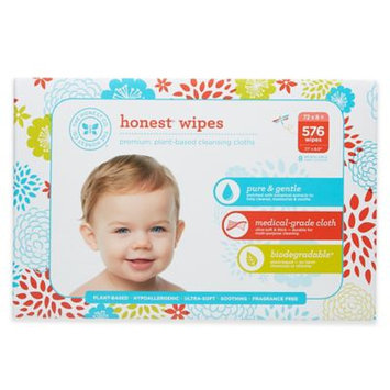 The Honest Company Honest Company Baby Wipes - 576 Count