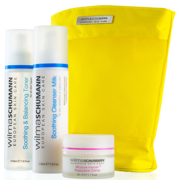 Wilma Schumann Dry/Sensitive Skin Basic Regimen
