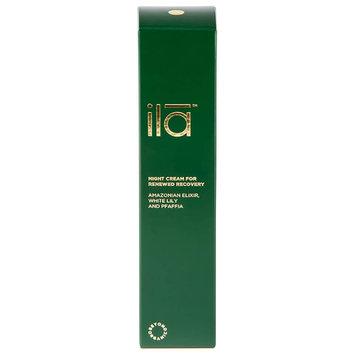 Ila Spa Night Cream For Renewed Recovery