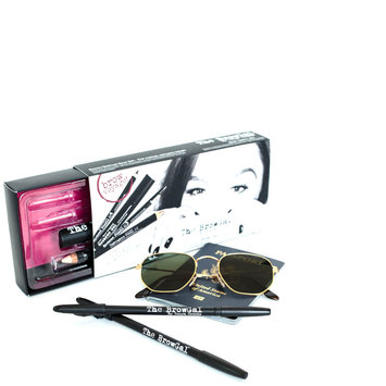 The BrowGal Travel Set for Dark Hair