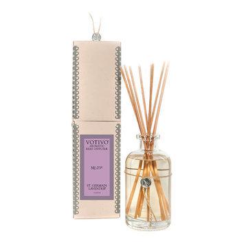 Votivo Aromatic Reed Diffuser 7.3 oz Saint Germain Lavender 216 ml No. 03R