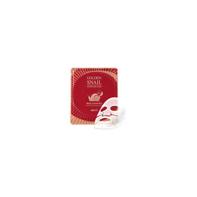SKIN79 - Golden Snail Hydro Gel Mask (Red Ginseng) 1 pc