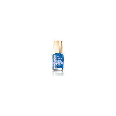 Mavala Cobalt Blue Nail Polish