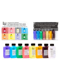 Not Soap Radio Not Soap, Radio The Mini All Together Bath/Shower Gel, 1 set