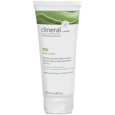Clineral by AHAVA & Teva PSO Body Cream