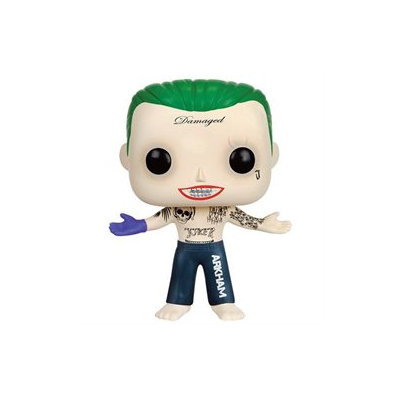 SUICIDE SQUAD - JOKER SHIRTLESS (VFIG) by FUNKO POP MOVIES: