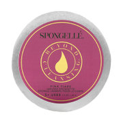 Spongelle Round Body Wash Infused Buffers 5+ Washes - Pink Tiare Flower