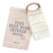 Spongelle Spongology Body Wash Infused Back Buffer - Lavender & Eucalyptus