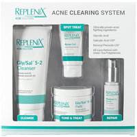 Topix Replenix Acne Solutions Acne Clearing System - Level 2
