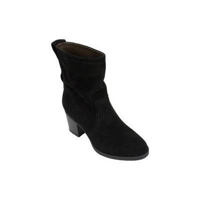 White Mountain Behari Block-Heel Slouchy Booties Women's Shoes