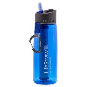 Vestergaard-frandsen LifeStraw Go 2-Stage Water Filter Bottle - Blue