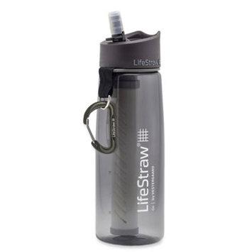 Vestergaard-frandsen LifeStraw Go 2-Stage Water Filter Bottle - Grey