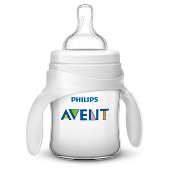 Philips Avent My Classic+ Trainer Cup, Clear - 4oz (1pk)