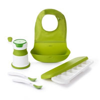 OXO Tot® Mealtime Essentials Set in Green