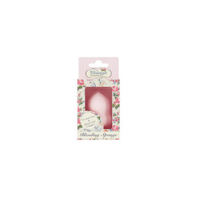 The Vintage Cosmetic Company The Vintage Cosmetics Company Gourd Blending Sponge Infused with Collagen - Pink