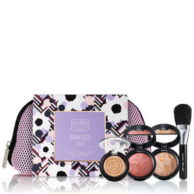 Laura Geller Beauty Baked 101 Five-Piece Travel Size Collection - No Color