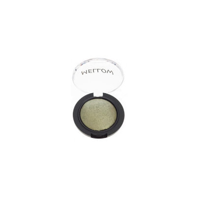 Mellow Cosmetics Baked Eyeshadow - Olive