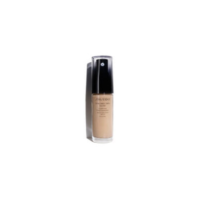 Shiseido Synchro Skin Glow Luminizing Foundation, Neutral 4