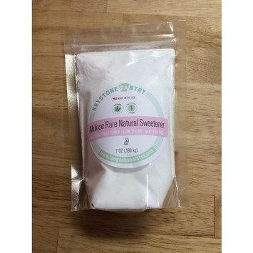 Keystone Pantry Non-GMO Allulose Natural Rare Sugar Sweetener 7oz powder