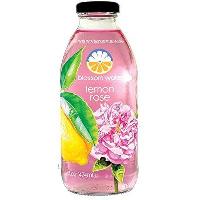 Blossom Water Ess Water, Lemon Rose - - 16 fl oz) (Pack of 12)