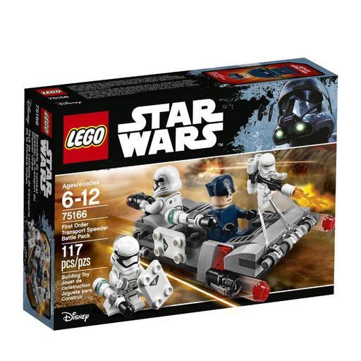 LEGO Star Wars 75166 First Order Transport Speeder Battle