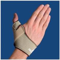 Thermoskin Flexible Thumb Splint-Beige-LFT-Large