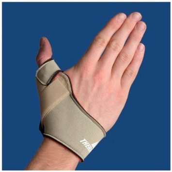 Thermoskin Flexible Thumb Splint-Beige-LFT-Large
