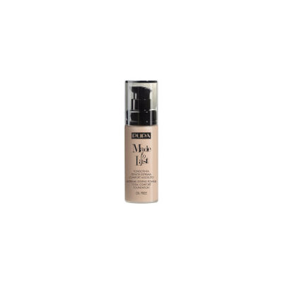 PUPA Made To Last Extreme Staying Power Total Comfort Foundation - Porcelain