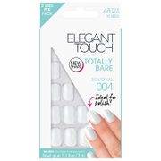 Elegant Touch Totally Bare Nails - Squoval 004