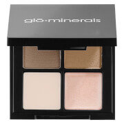 Glominerals glo Minerals Brow Quad