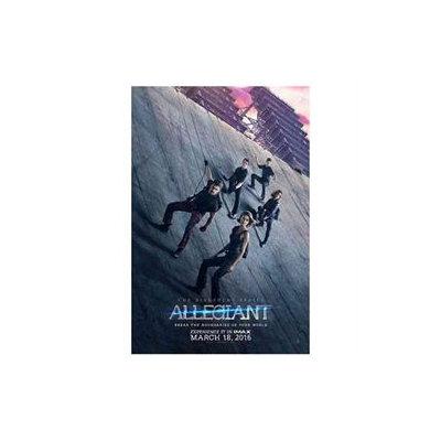 The Divergent Series: Allegiant (blu-ray/dvd) (digital Hd Copy)