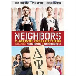 Neighbors & Neighbors 2 Collection DVD