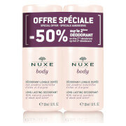 NUXE Duo Deodorant for Women (Worth £17.00)
