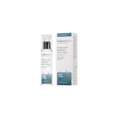 Balance Me Restore And Replenish Face Cream, 50ml