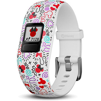Garmin Vivofit Jr. 2 Disney Minnie Mouse Kids Activity Tracker