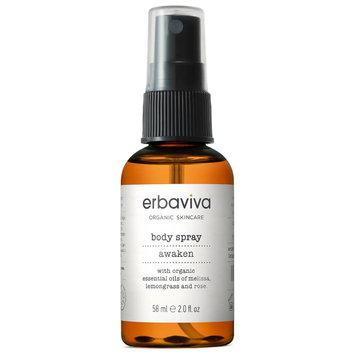 Erbaviva Travel Awaken Body Spray