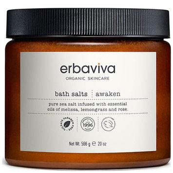 Erbaviva Awaken Bath Salts