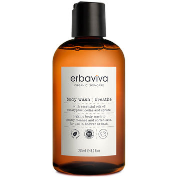 Erbaviva Breathe Body Wash