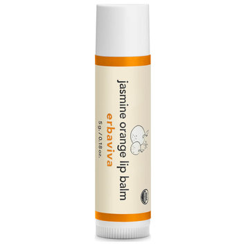 Erbaviva Jasmine Orange Lip Balm