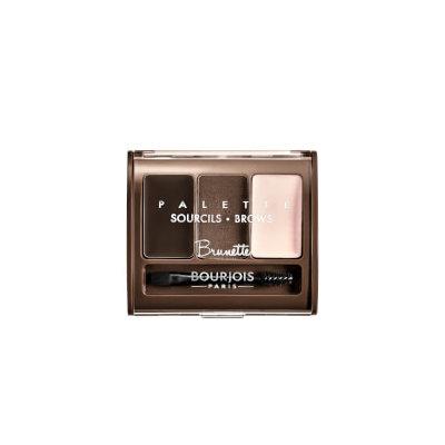 Bourjois Brow Palette - 02 Brown 3.2g