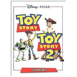 Toy Story/Toy Story 2 [2 Discs] (used)